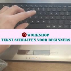 Workshop tekst schrijven voor beginners_1